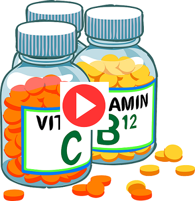 Vitamins & Minerals for ASD ADHD